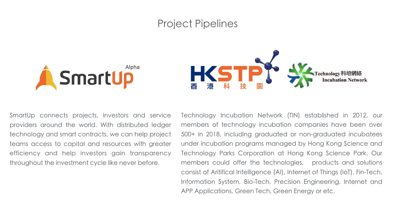 Project Pipelines – FinLink Partners
